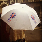 Brightening up a grey day #VivaForever